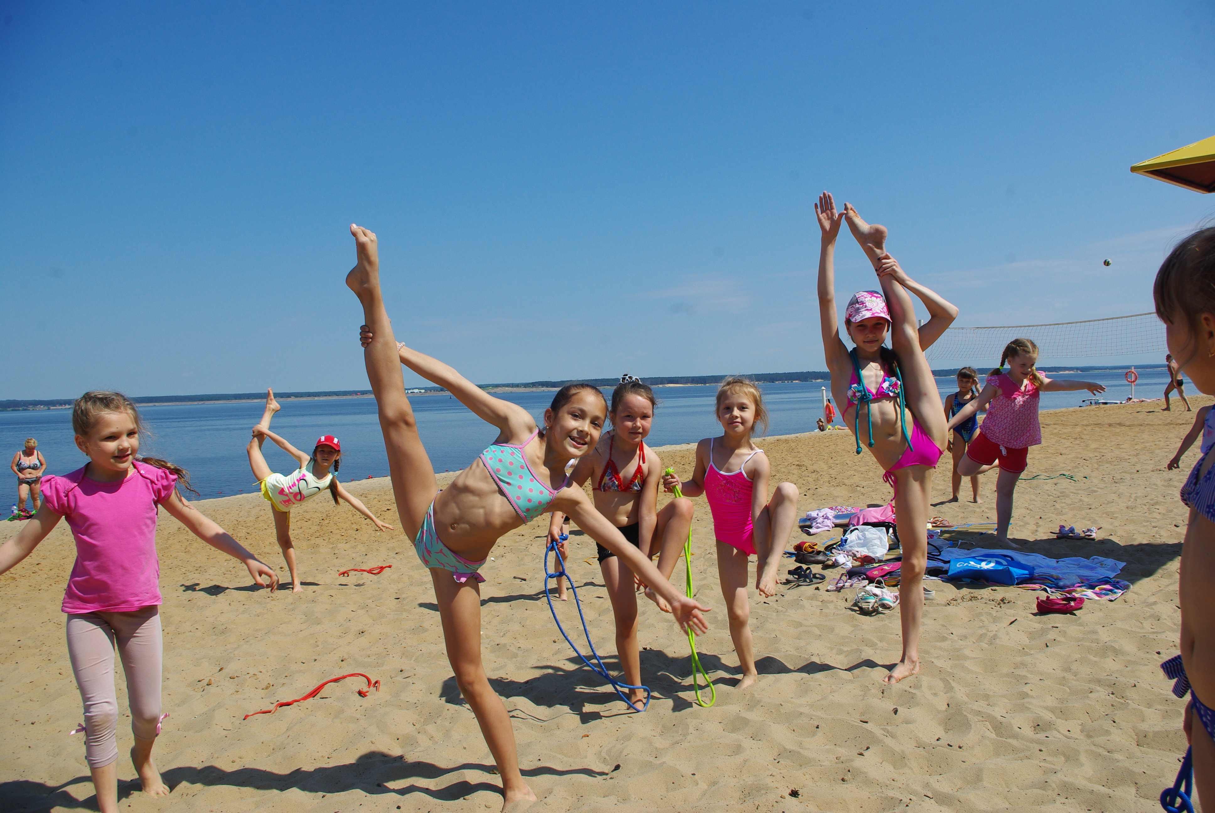 Юные модели юные гимнастки 4 фотография